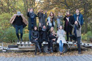 transform team im Herbst 2016, Bild: Andre Groth