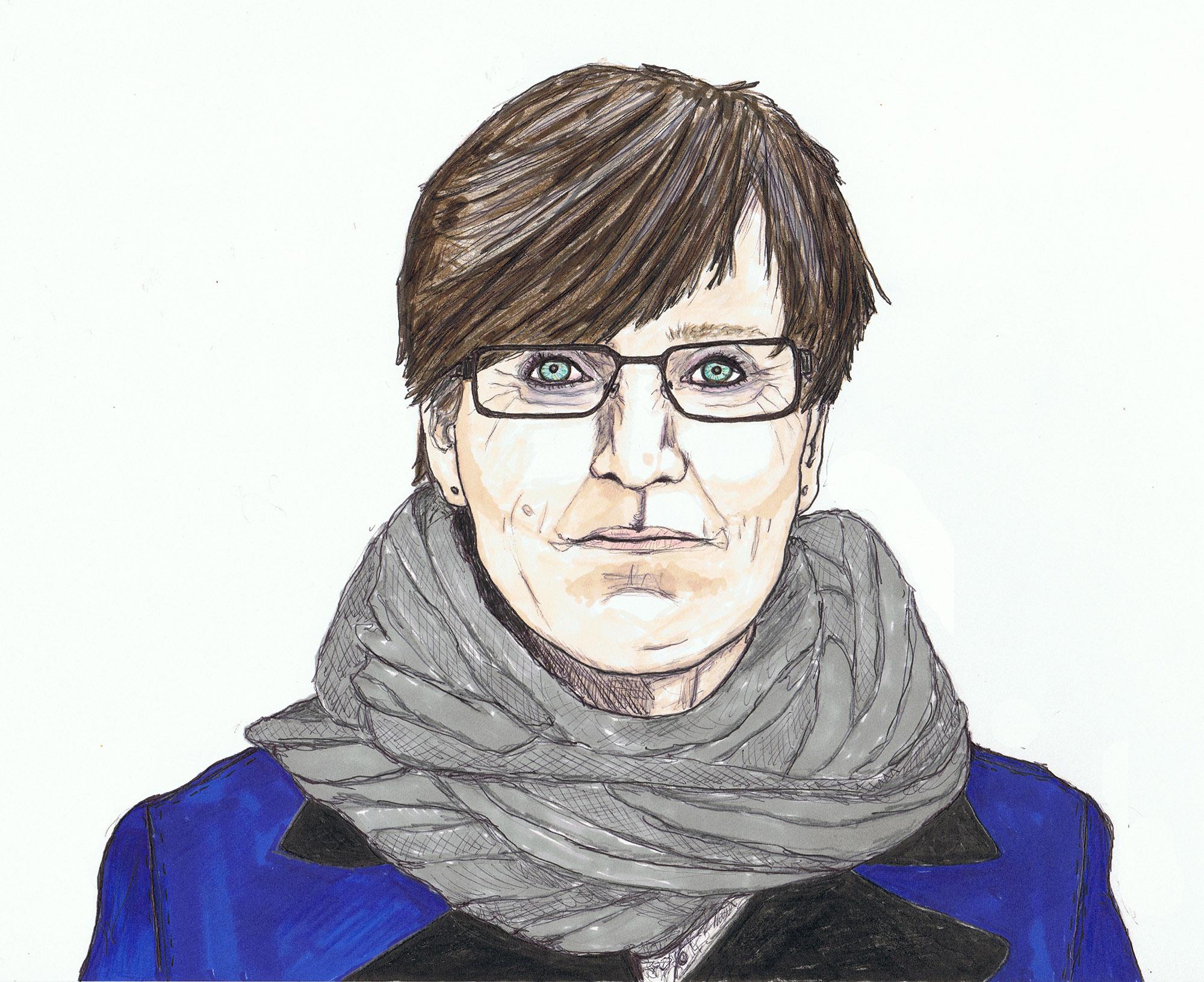 """Inge Hannemann: """"Schwierig ist es oft, Politikern zu erklären, was Menschenwürde ist."""""""