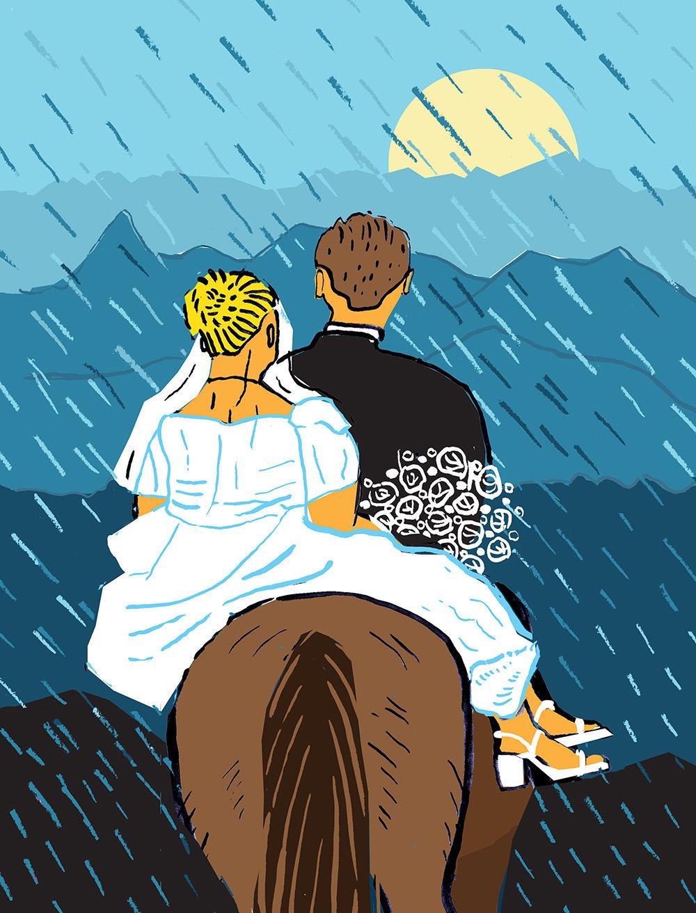 Die romantische Liebe ist am Ende