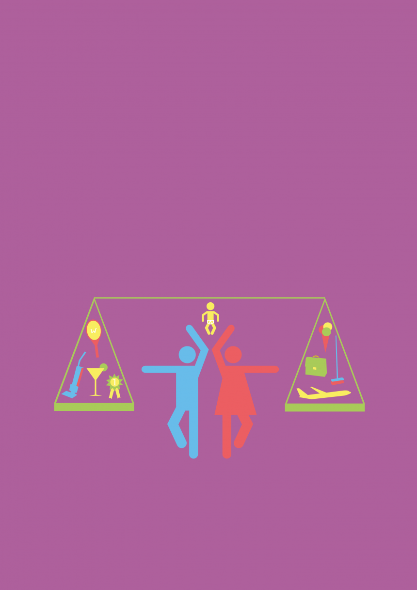 Über die Unvereinbarkeit von Beruf und Familie