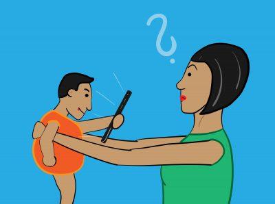 Was das Smartphone mit Kinderköpfen macht – und mit deinem