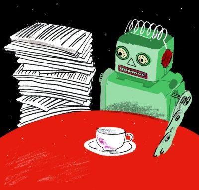 Ein Leben mit Robotern