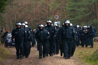 Die Polizei von innen kritisiert