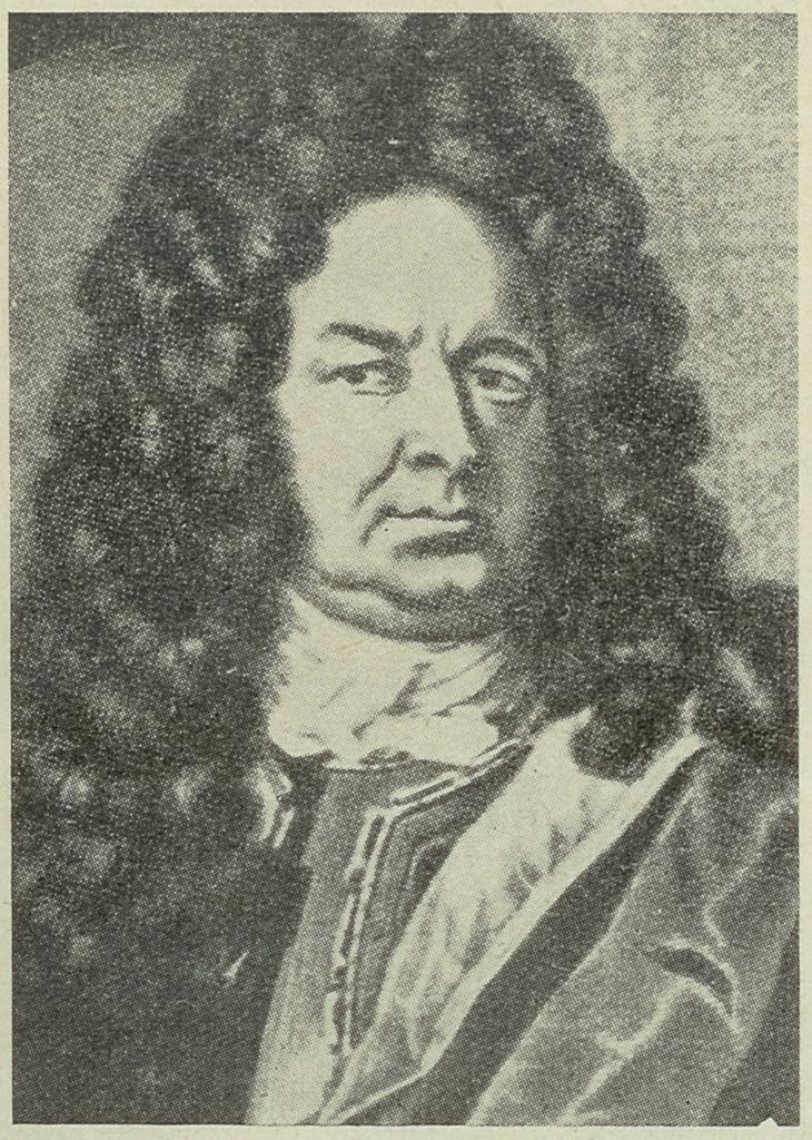 Gilt manchen als Erfinder der Nachhaltigkeit: Hans Carl von Carlowitz, 1645-1714)