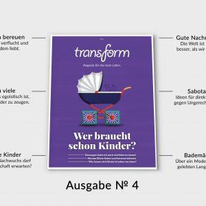transform 4 kinder