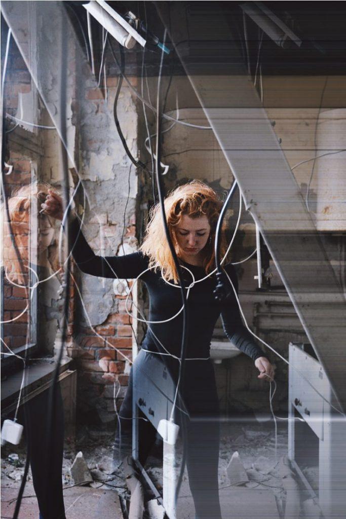 Maleka Wiedermann für transform