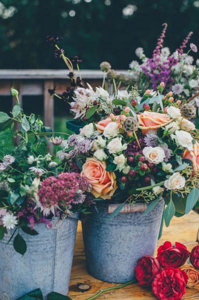 Danke für die Bio-Blumen