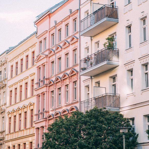 Häuser in Berlin, Jonas Denil, CC0 unsplash