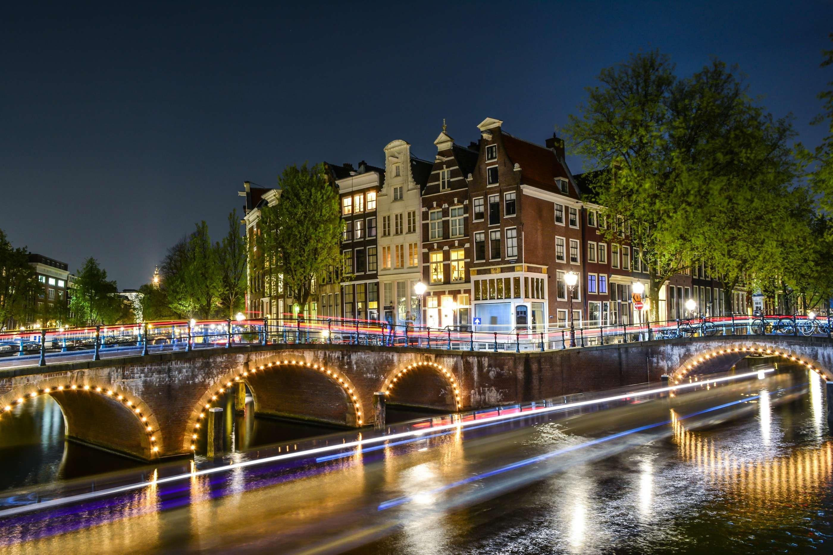 Amsterdam, Raphael Nogueira, CC0 unsplash