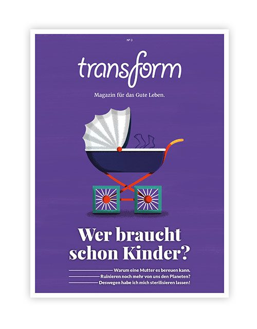 transform Ausgabe 4 Kinder