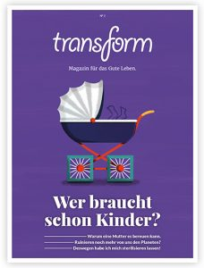 "transform Ausgabe 4 ""Kinder"""
