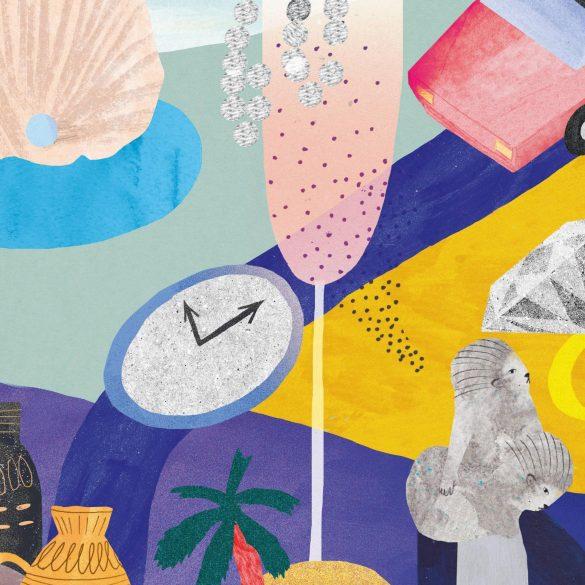 Luxus und Glitter; Anja Barteld für transform