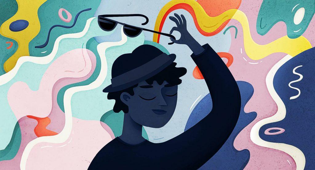 Drogen - Illustration von Lea Vervoort für transform